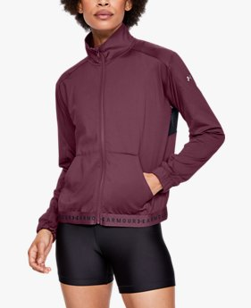 Women's HeatGear® Armour Full Zip